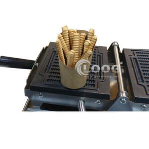 Waffle stick maker machine
