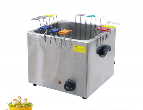 Commercial Egg Cooker Kitchen Equipment Use in Hotel