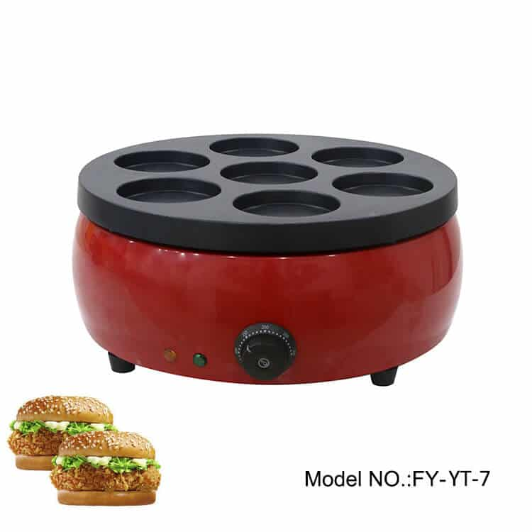 Commercial Telur Burger Maker