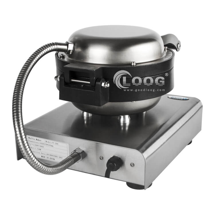 Commercial Waffle Bowl Maker