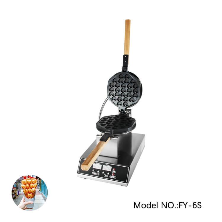 Hongkong Egg Waffle Maker