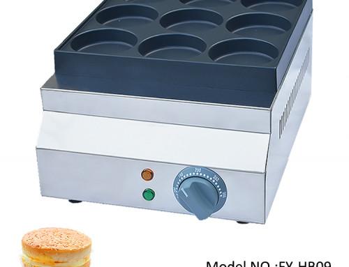Commercial Telur Burger Machine From Kitchen Supplier