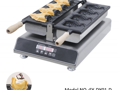 Fish Waffle Maker Digital Commerical Taiyaki Maker For Sale