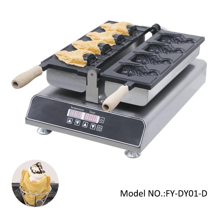 Fish Waffle Maker