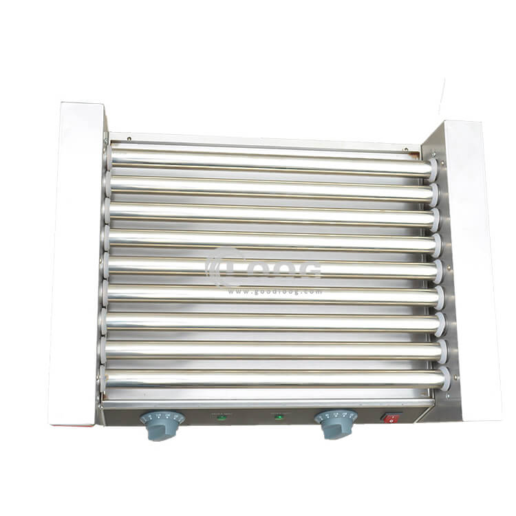 hot dog roller grill